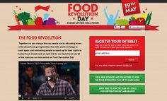 Listen Up, We're Going Global! Join Us For Food Revolution Day 2012!