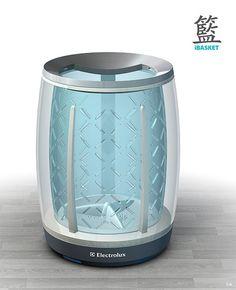 iBasket electrolux washer