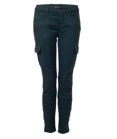 J Brand Cargo Pant in Vintage Grey Spruce | eLUXE
