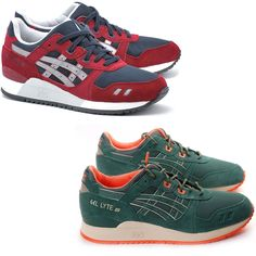 SCARPE uomo ASICS GEL LYTE III shoes sneakers GINNASTICA running SPORTIVE #sneakers # running#asics#tendencetime.com