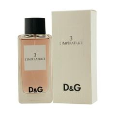 D & G 3 L'imperatrice By Dolce & Gabbana Edt Spray (€47) ❤ liked on Polyvore featuring beauty products, fragrance, eau de toilette vs perfume, edt perfume, eau de toilette perfume, dolce gabbana perfume and dolce&gabbana