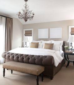 Bedroom color palette....luv.