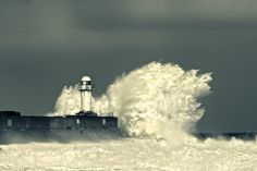 Rough Sea. by Mike. Mayo, via 500px.