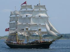 'Georg Stage' - Tall Ships Races 2013 by Grethe.Denmark on Flickr.