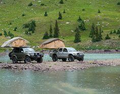 FJ Summit camp out in style. Generators for 4x4 adventures:  http://www.mygenerator.com.au/recreational-generators.html