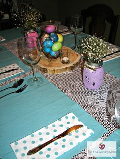 Are you planning to entertain family and friends for Easter? Sharing with you today Inexpensive Simple Easter Table Setting Ideas.