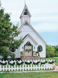 Something about small rural churches .....