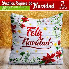 Designs for stamping Christmas cushions PSD MERRY Christmas-design sublimation-Christmas designs-Hohoho-Santa Claus-Papa Noel Creative T Shirt Design, Christmas Cushions, Christmas Design, Merry Christmas, Santa, Diy Crafts, Throw Pillows, Floral, Etsy