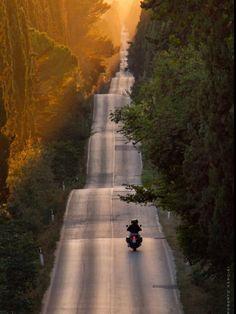 Roberto Nencini photo - open road!