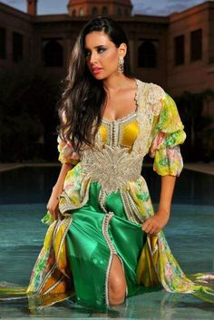 Amazing She9 | Change the Life Style: traditionnel caftan design morocco 2013/2014