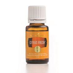 Citrus Fresh Essential Oil | Young Living Essential Oils