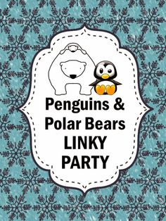 Promoting Success: Linky Parties - Visit this blog to advertise and link up your products! Share your blog posts, free products or paid products related to PENGUINS and POLAR BEARS. You may share 3 total items.