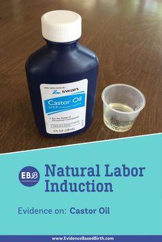 Natural Labor Induction Series: Castor Oil June 7, 2017 by Rebecca Dekker