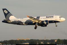 VP-BWL Aurora Airbus A319-111