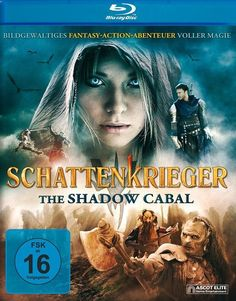 Schattenkrieger - The Shadow Cabal - [BD / Blu-Ray Disk]