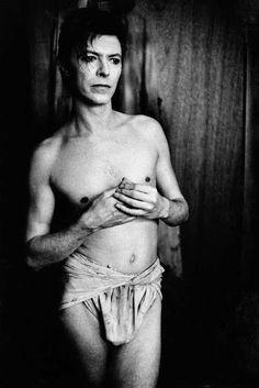 DAVID BOWIE © Anton Corbijn.