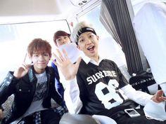 Rap Monster Jin Taehyung || BTS