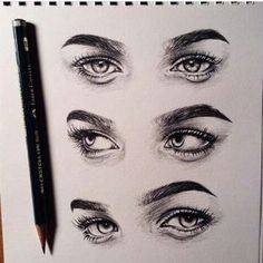 Likes, 18 Comments - 💟 Daily Art Features Pencil Drawing Images, Cool Art Drawings, Art Drawings Sketches, Eye Drawing Tutorials, Drawing Techniques, Art Tutorials, Illusion Kunst, Realistic Eye Drawing, Images Instagram