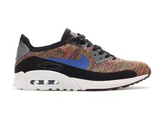 Nike Air Max 90 Ultra Flyknit Multicolor 881109-001 | SneakerNews.com
