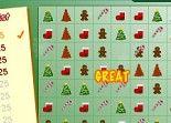 X Mas treats, un des meilleurs jeux de noel gratuit du site JEU.info