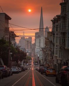 Transamerica Pyramid, Northern California, San Francisco Skyline, Street View, Travel, Viajes, Destinations, Traveling, Trips