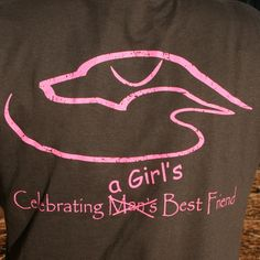 Duck Dog Co Ladies Logo Shirt from Duck Dog Clothing Co.