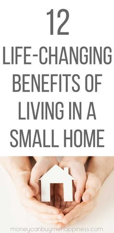 Living in a smaller home has loads of benefits. Less cleaning, more family time, lower costs plus forced decluttering! We love living in a small home and raising our kids in a small house. If you're thinking of downsizing to a smaller home, you need to read this first.