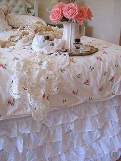 Polite pink shabby chic bedding visit this site Estilo Shabby Chic, Shabby Chic Pink, Shabby Chic Bedrooms, Shabby Chic Cottage, Vintage Shabby Chic, Shabby Chic Homes, Shabby Chic Style, Shabby Chic Furniture, Shabby Chic Decor