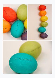Decorar huevos de pascua: Una actividad entretenida para hacer en familia