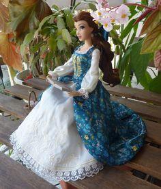 Disney Princess Memes, Disney Princess Dolls, Disney Nerd, Princess Belle, Disney Stuff, Disney Parks, Barbie Celebrity, Disney Barbie Dolls, Unicorn Stuffed Animal