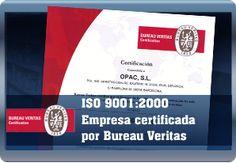 OPAC, Catálogo de elementos normalizados
