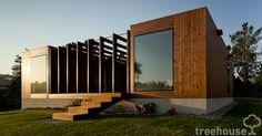 Treehouse - modular prefab houses | Portugal