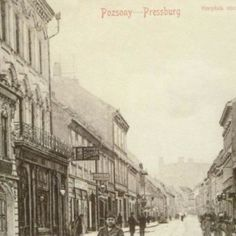 Obchodná ulica Bratislava, Czech Republic, Times, Pictures, Bohemia