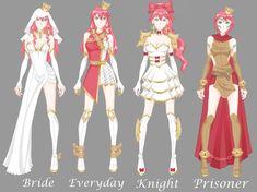 Outfit Sheet OC Aloise by Aloise-chan.deviantart.com on @DeviantArt