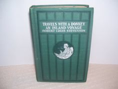 Travels with Donkey and An Inland Voyage by Robert by stevedodder, $12.99