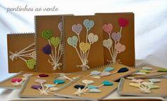 pontinhos ao vento: Corações para escrever
