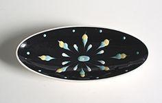Hornsea slipware dish