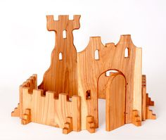 Love this castle for imaginative play ...