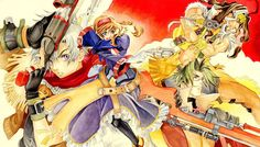 Sony JRPG Wild Arms 3 coming to PS4 next week: An enhanced version of Wild Arms 3 will be available digitally for PlayStation 4 next…