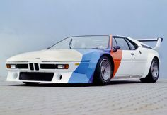 The BMW M1