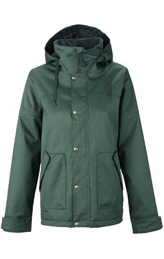 63dc22623d Check out the deal on Burton Women s Ginger Jacket - Pine Needle at Neptune  Diving