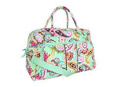 Vera Bradley Luggage Weekender - Labor bag?
