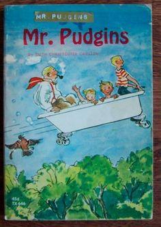 Mr. Pudgins and his magic