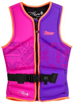 31a7e09beeacc Buy Jet Pilot Bec Grange Ladies WaterSki Wakeboard Life Jacket Vest Pink at  online store
