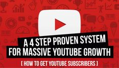 How to Get More Views on Youtube - The Proven 9 Step Formula [Expert Interview] Get Youtube Subscribers, Internet Marketing, Social Media Marketing, Affiliate Marketing, Business Tips, How To Get, Teaching, Blog, Attraction