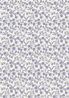Lewis & Irene  Spring/Summer 2016 'Bluebell Wood' fabric collection www.lewisandirene.com