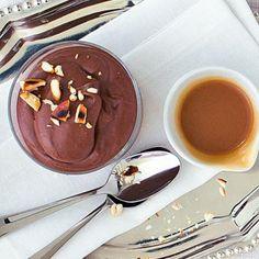 Die+Migros+und+Saisonküche+bieten+Ihnen+verschiedene+Rezepte+zum+nachkochen+oder+um+sich+inspirieren+zu+lassen.+Probieren+Sie+es+einfach+aus. Mousse, German, Pudding, Desserts, Recipes, Food, Gourmet, Chocolates, Simple