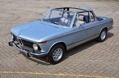#BMW #2002 #Baur