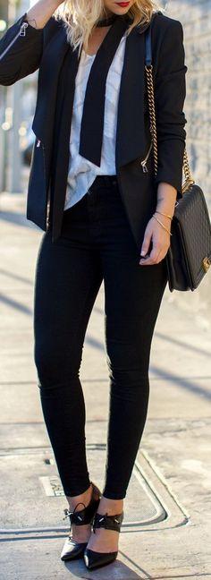 Black + White #black