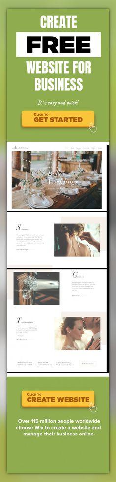 Bröllopsplanerare Bröllop och fest, Bröllop och fest Bröllopsplanerare, evenemangsplanerare, festplanerare Inspirera potentiella kunder med denna fräscha, rena och vackert designade bröllopsplanerarmall. Med gott om utrymme för att beskriva dina tjänster och ett fantastiskt galleri för att fånga din kunds fantasi har det aldrig varit lättare att marknadsföra ditt företag och de tjänster du erbjuder. Börja redigera nu för att skapa en hemsida lika fantastisk som dina evenemang!